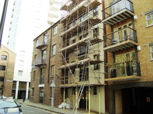 External Refurbishment of a Commercial Property