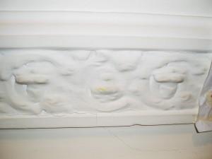 Restoration of Victorian Cornice