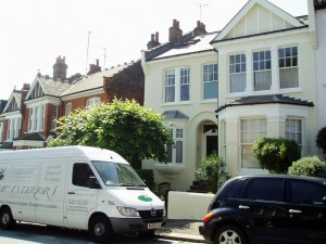 External Redecoration of a Victorian Property